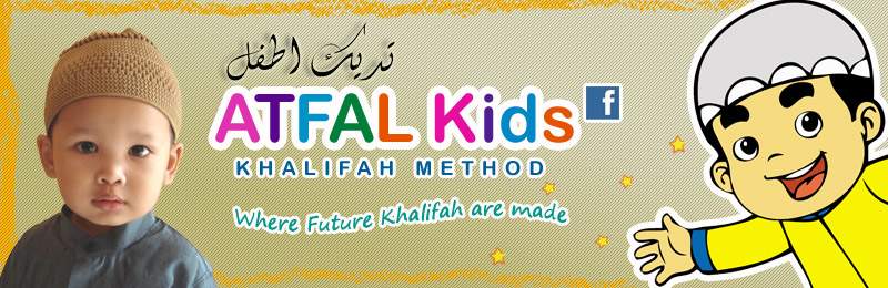 Tadika ATFAL Khalifah Method and English medium Tadika