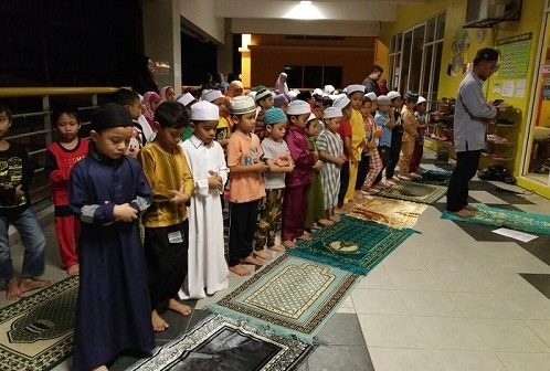 tadika, preschool, islamic, khalifah method